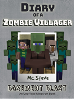 Minecraft Diary Of A Minecraft Zombie Villager Book 2 Stage Fright