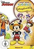 Micky Maus Wunderhaus, Volume 17 - Zahlenspaß mit Micky [Alemania] [DVD]
