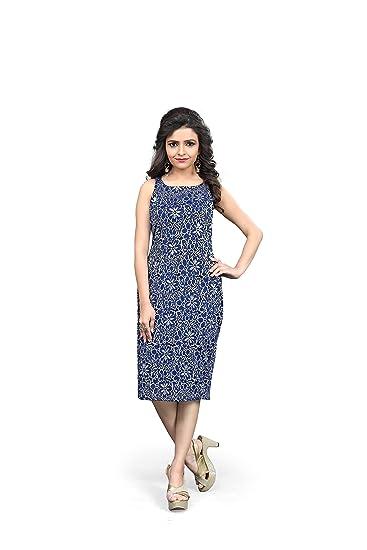 5563ef10aec3e DIEGO Western WEAR Party WEAR Dress for Women (XXL)  Amazon.in ...