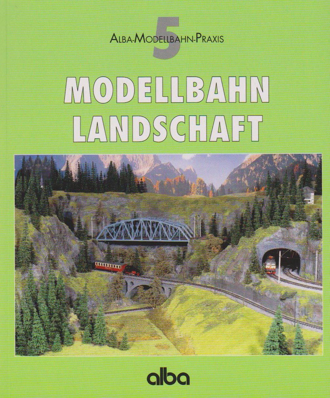 Modellbahn Landschaft (AMP - Alba Modellbahn-Praxis) Bild