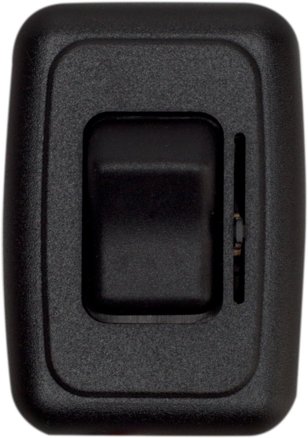 Black ,1 Pack JR Products 05-12315 LED Side Slide Dimmer Switch