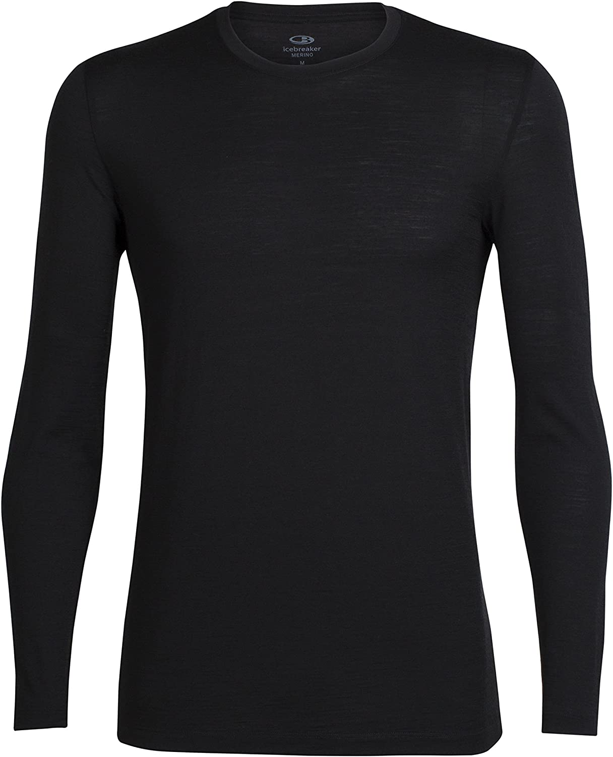 Merino Wool Icebreaker Merino Mens Tech Lite Long Sleeve T-Shirt