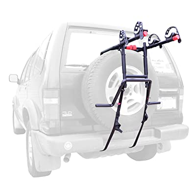 Allen Sports Premier 2-Bike Spare Tire Rack, S302 : Sports & Outdoors