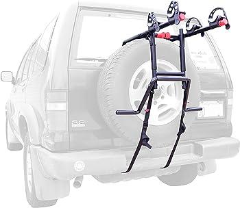 Allen Sports Premier 2-Bike Spare Tire Bike Racks
