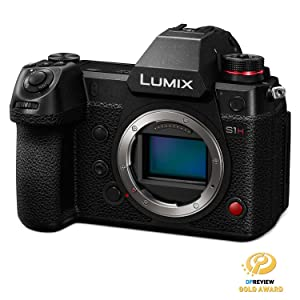 PANASONIC LUMIX S1H Digitale Mirrorless Camcorder 24.2 Full Frame 6K/24p V-Log