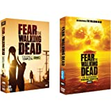 FEAR THE WALKING DEAD - STAGIONI 1 E 2 (4 DVD) - COFANETTI SINGOLI, ITALIANI, NUOVI