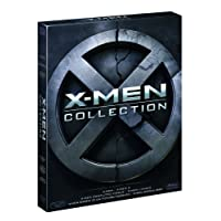 X-Men - Complete Collection (6 Blu-Ray)