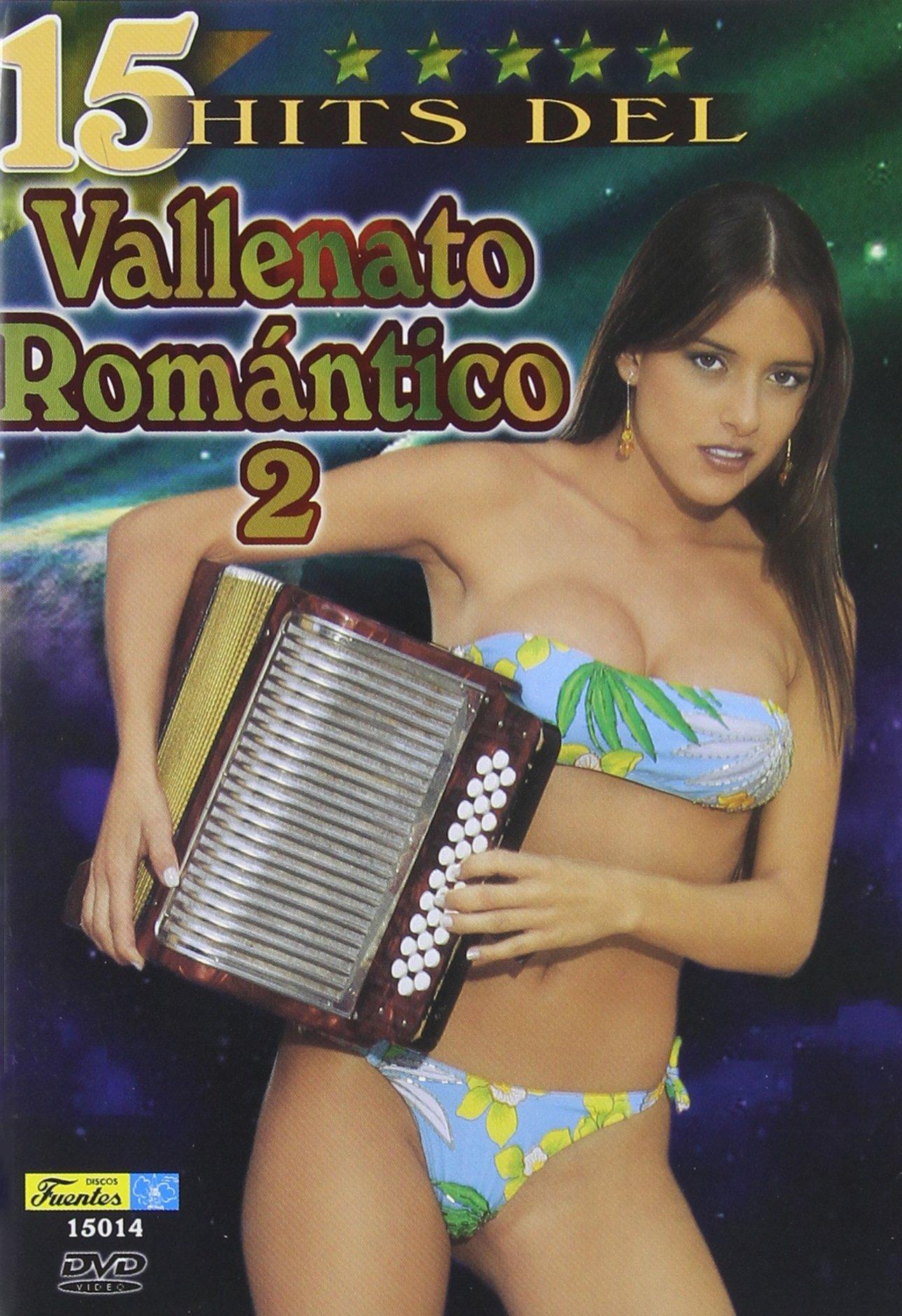 15 Hits del Vallenato Romantico, Vol. 2