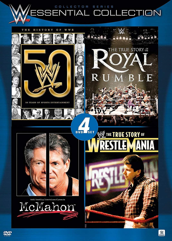 Wwe: 4 Film Favorites - Essential Wwe Collection 4 Dvd Edizione: Stati Uniti Italia: Amazon.es: Cine y Series TV