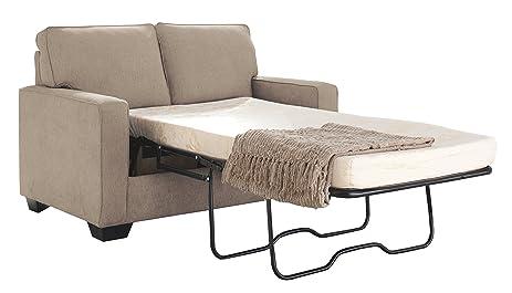 Signature Design By Ashley 3590237 Ottoman Sleeper Sofa, Twin