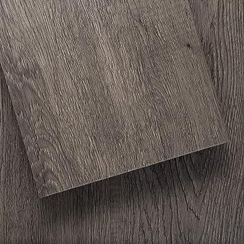 39 Sq Glue-Down Adhesive Flooring for DIY Installation Luxury Vinyl Floor Tiles by Lucida USA Feet GlueCore 16 Wood-Look Planks