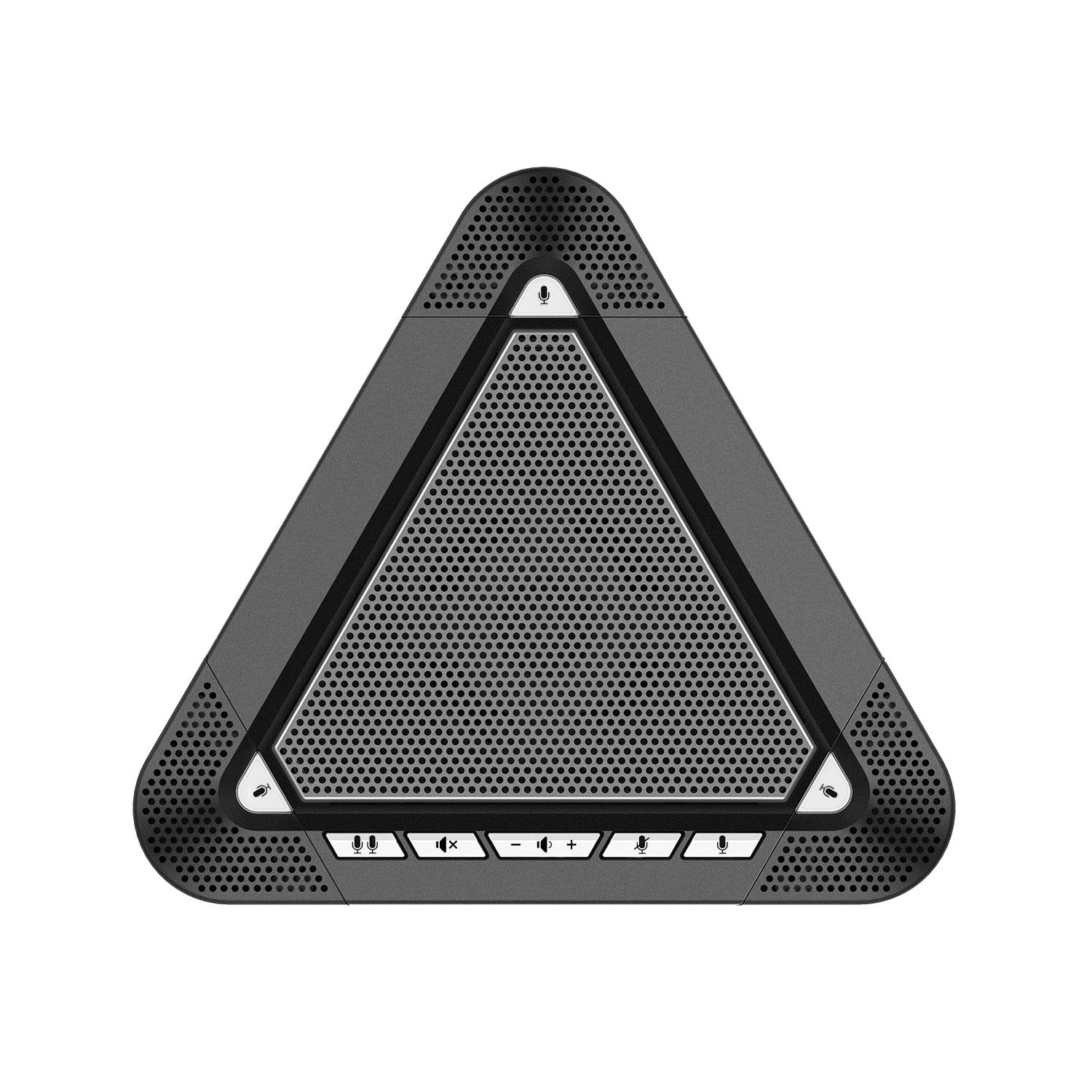 Meeteasy MVOICE 3000 USB Speakerphone for PC and Laptop web conference