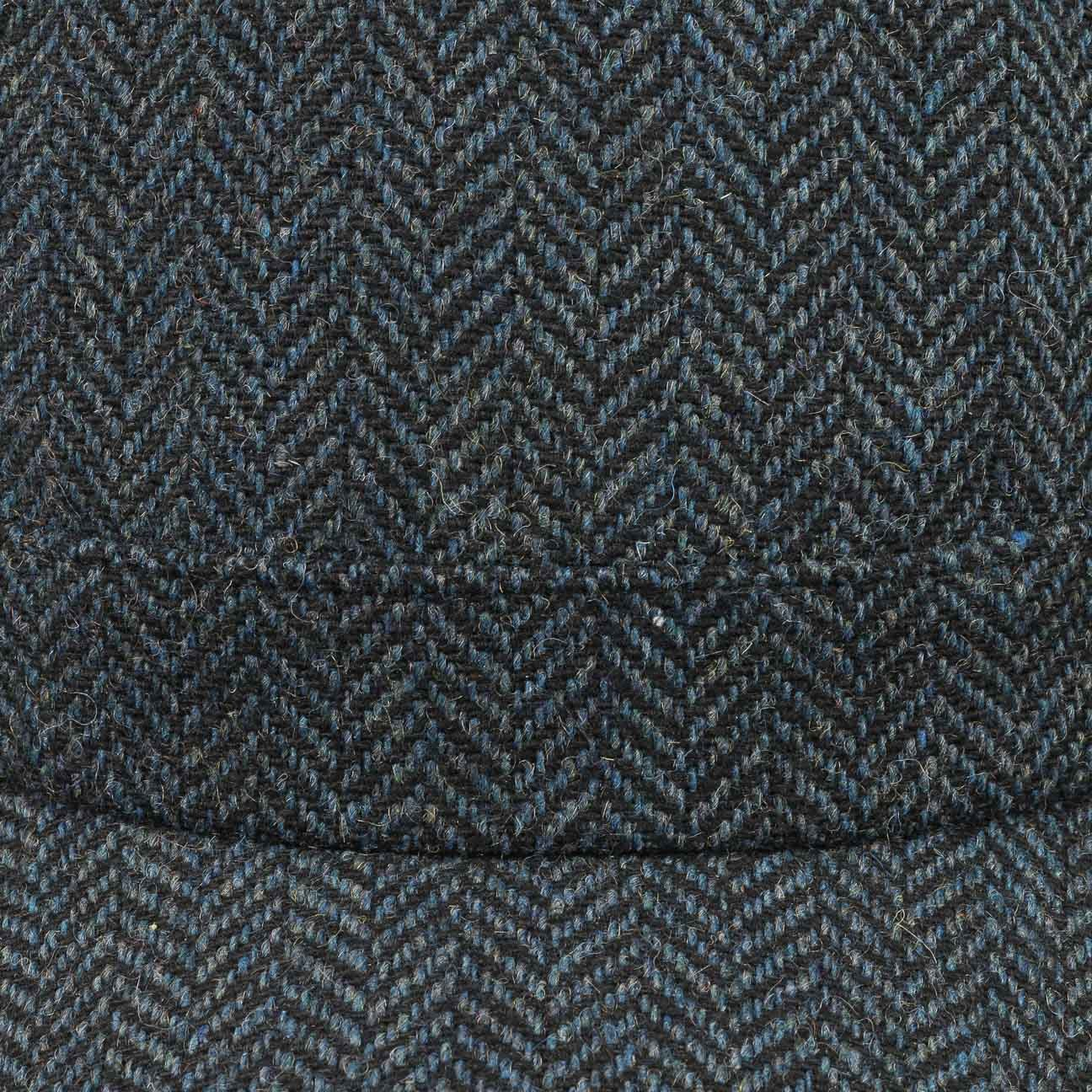 dd9e6631463412 Lipodo Herringbone Army Cap | Peaked Cap for Men/Women | Wool Cap | Winter  Cap Military Look | Autumn/Winter Sports Cap | Black-Blue One Size:  Amazon.co.uk: ...