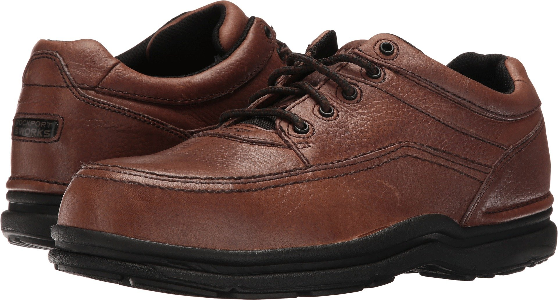 Rockport Shoes: Men's Steel Toe ESD Work Shoes RK6762-11.5EW