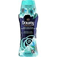 Downy Infusions In-Wash Laundry Scent Booster Beads, Botanical Mist, 422 g - Packaging May Vary