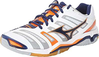Mizuno Wave Stealth, Chaussures de Handball américain Homme