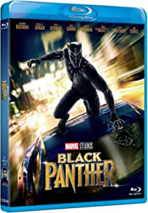 black panther - blu ray blu_ray Italian Import