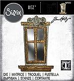 Sizzix 664220 Window Frame by Tim Holtz
