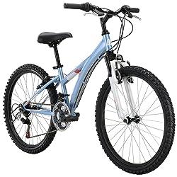 Diamondback Bicycles Tess 24 Girl's Mountain Bike, 24 - gift ideas for 13 year old girls