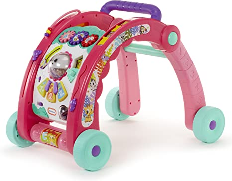 Amazon.com: Little Tikes – 3-in-1 Actividad Walker, color ...
