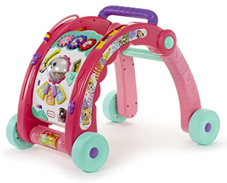 Little Tikes Light n Go 3-in-1 Activity Walker Multicolor ...