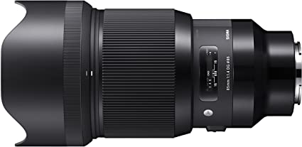 Sigma 85mm F1 4 Dg Hsm Art Objektiv Für Sony E Kamera