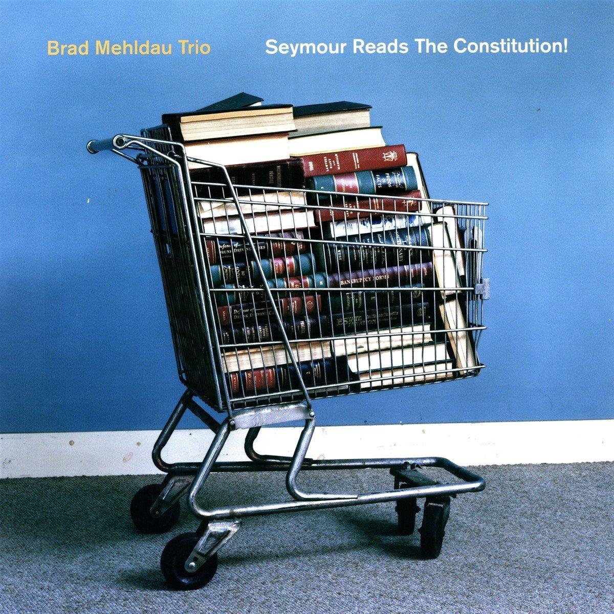 Vinilo : Brad Mehldau - Seymour Reads the Constitution (LP Vinyl)