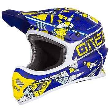 ONeal 3Series Zen Motocross Helm MX MTB FR DH All Mountain Bike Freeride Downhill