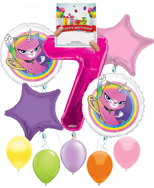 Amazon.com: Globo de cumpleaños con diseño de mariposa y ...