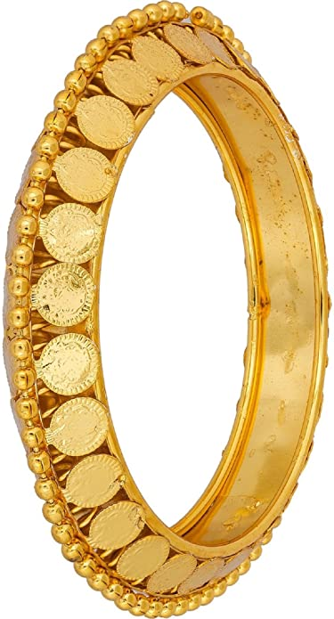 Bridal & Wedding Party Jewelry Engagement & Wedding Trustful Indian Bollywood Traditional Goldplated Kada Bracelets Bangle Jewellery 2*6 With A Long Standing Reputation