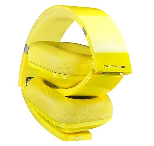 Nokia BH-940 Purity Pro - Auriculares inalámbricos de diadema cerrados, color amarillo: Amazon.es: Electrónica