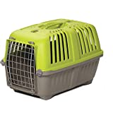 """MidWest Homes for Pets Spree Travel Pet Carrier, Dog Carrier Features Easy Assembly and Not the Tedious """"Nut & Bolt"""" Assembly"""