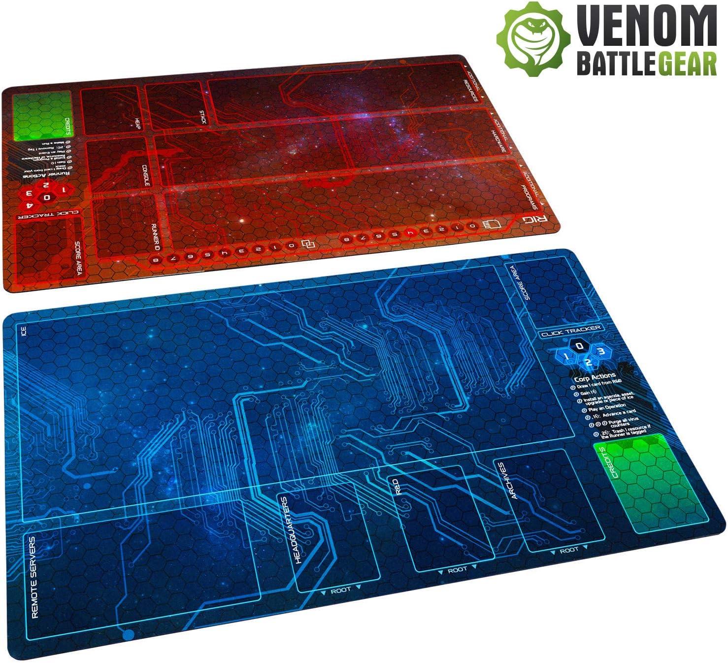 Android: Netrunner alfombra de neopreno Tela LCG – Alfombra de juegos: Amazon.es: Juguetes y juegos