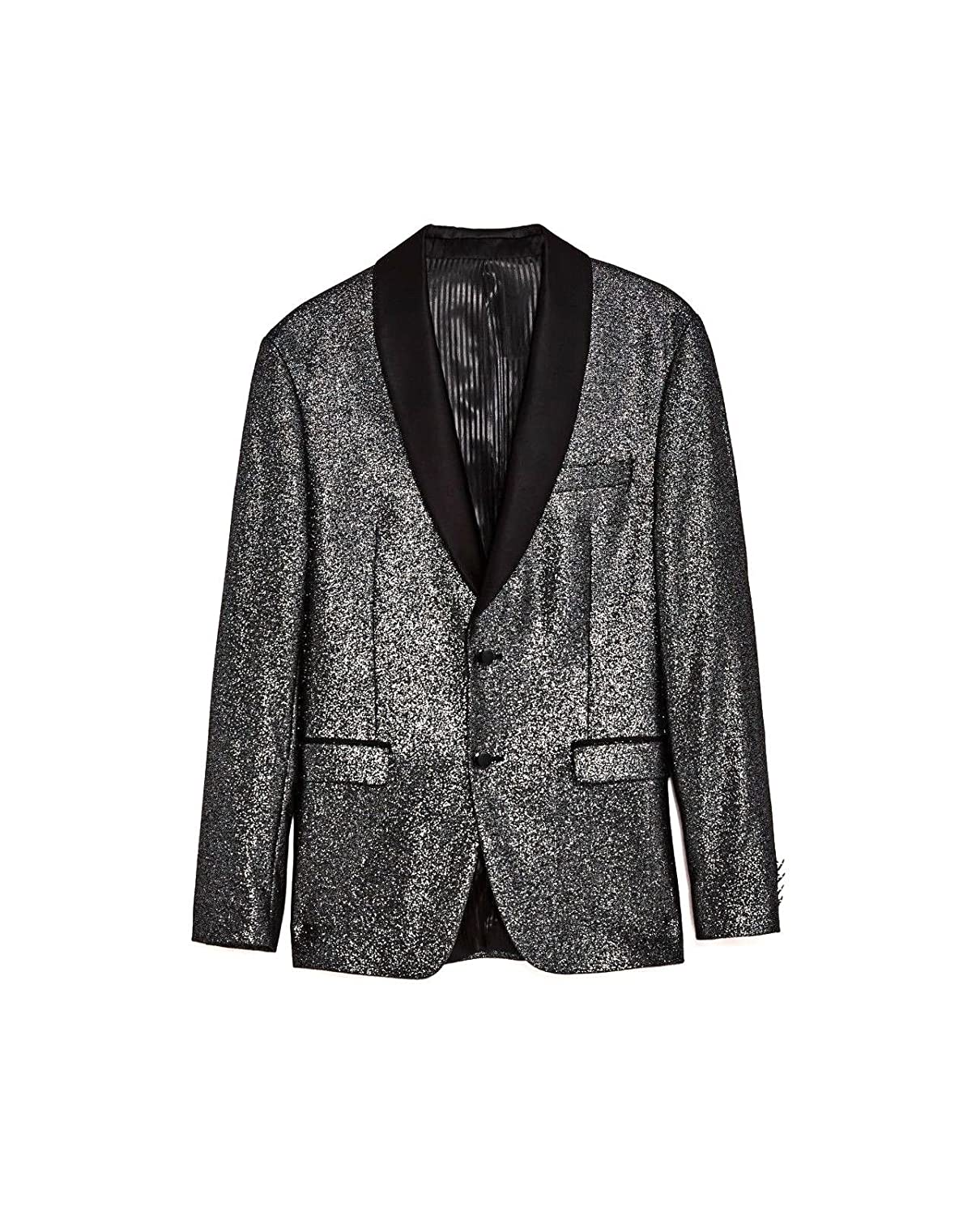 2d377e33 Zara Mens Shiny Tuxedo Blazer Size UK 36 Small: Amazon.co.uk: Clothing