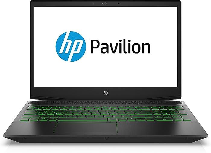 "HP Pavilion 15.6"" Gaming Laptop Intel Core i5+8300H, NVIDIA GeForce GTX 1050 4GB GPU, 8GB RAM, 16 GB Intel Optane + 1TB HDD Storage, Windows 10"