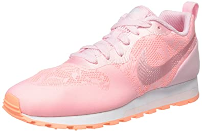 cheap for discount e0c15 3038e Nike Air Max Thea, Sneaker Femme, Multicolore (600 Coral Mayo), 37.5