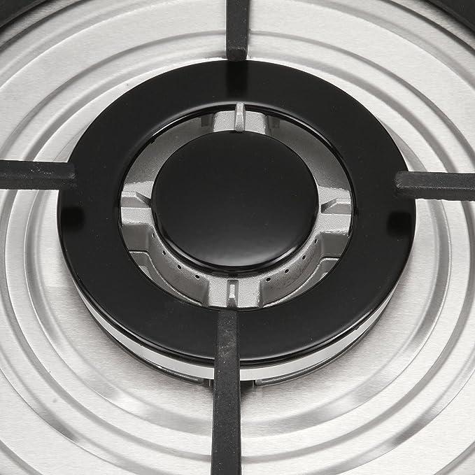 Amazon.com: metawell 30 inch quemador de acero inoxidable, 5 ...
