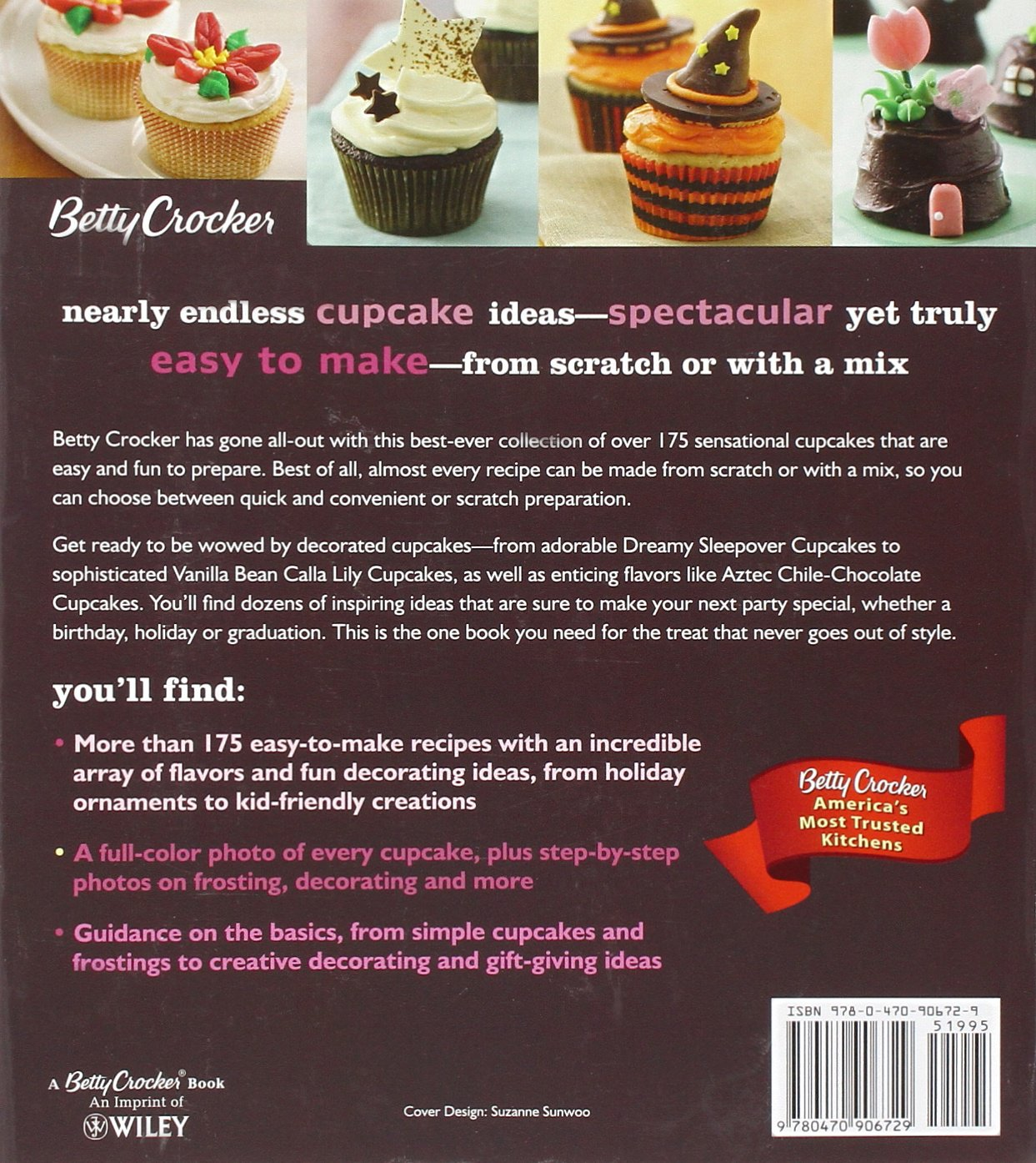 The Betty Crocker The Big Book of Cupcakes (Betty Crocker Big Book ...