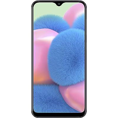 "Samsung Galaxy A30s - Smartphone de 6.4"" Super AMOLED (4 GB RAM, 64 GB ROM, 16 MP ultra angular, Dual SIM, versión española) negro"