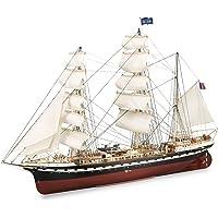 Modelo prefabricado de embarcación