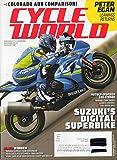 Cycle World 2016 America's Leading Motorcycle Magazine PETER EGAN LEANINGS RETURNS Colorado ADV Comparison SUZUKI'S DIGITAL SUPERBIKE
