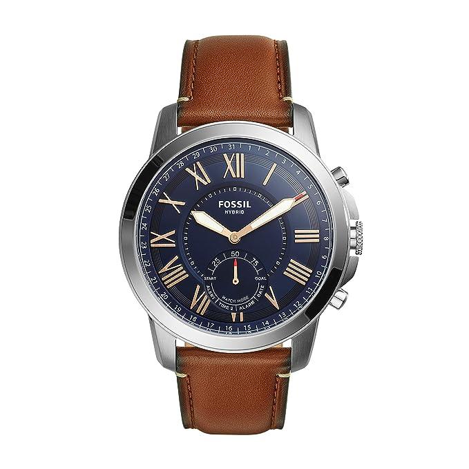 [amazon.de] Fossil Herren Hybrid Smartwatch Q Grant um 102€ anstatt 150€