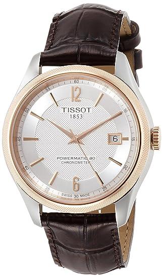 Tissot - Ballade Powermatic 80 Cosc T1084082603700, T-Classic: Amazon.es: Relojes