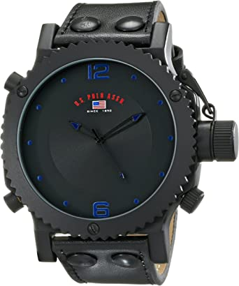 U.S. Polo Assn. Classic US4022 - Reloj para Hombres, Correa de ...