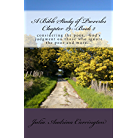A Bible Study of Proverbs Chapter 29-Book 2 (English Edition)