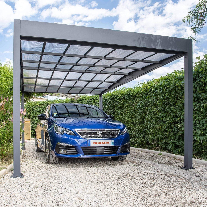 Trigano 87905P1 Libeccio - Carro (15, 8 m², aluminio): Amazon.es ...