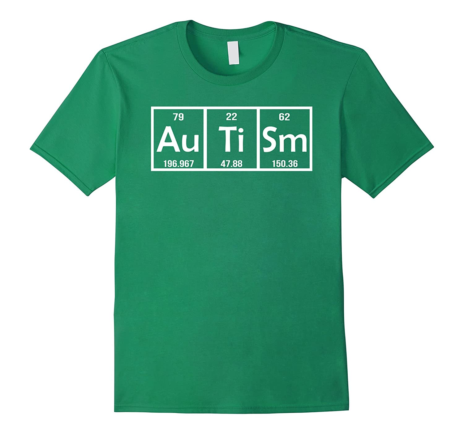amazoncom autism gifts for adults funny periodic table t shirt clothing