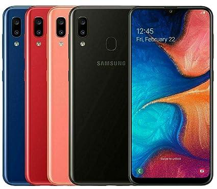 New Samsung Galaxy A20 (2019) Dual Sim 32GB Smartphone 4G
