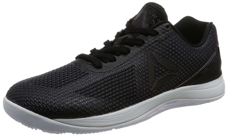 Reebok Herren R Crossfit Nano 7.0 Sneaker, Schwarz/Weiszlig;, XXL  45.5 EU|Schwarz (Black/Lead/White)