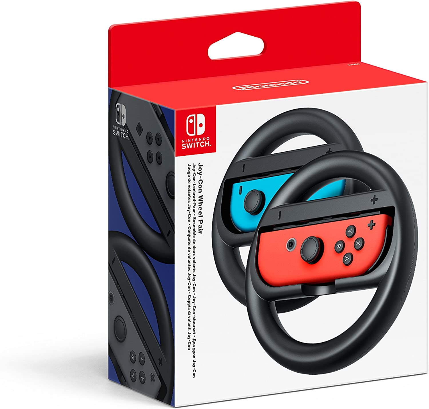 Switch Joy-Con Wheel (Volante): Amazon.es: Videojuegos